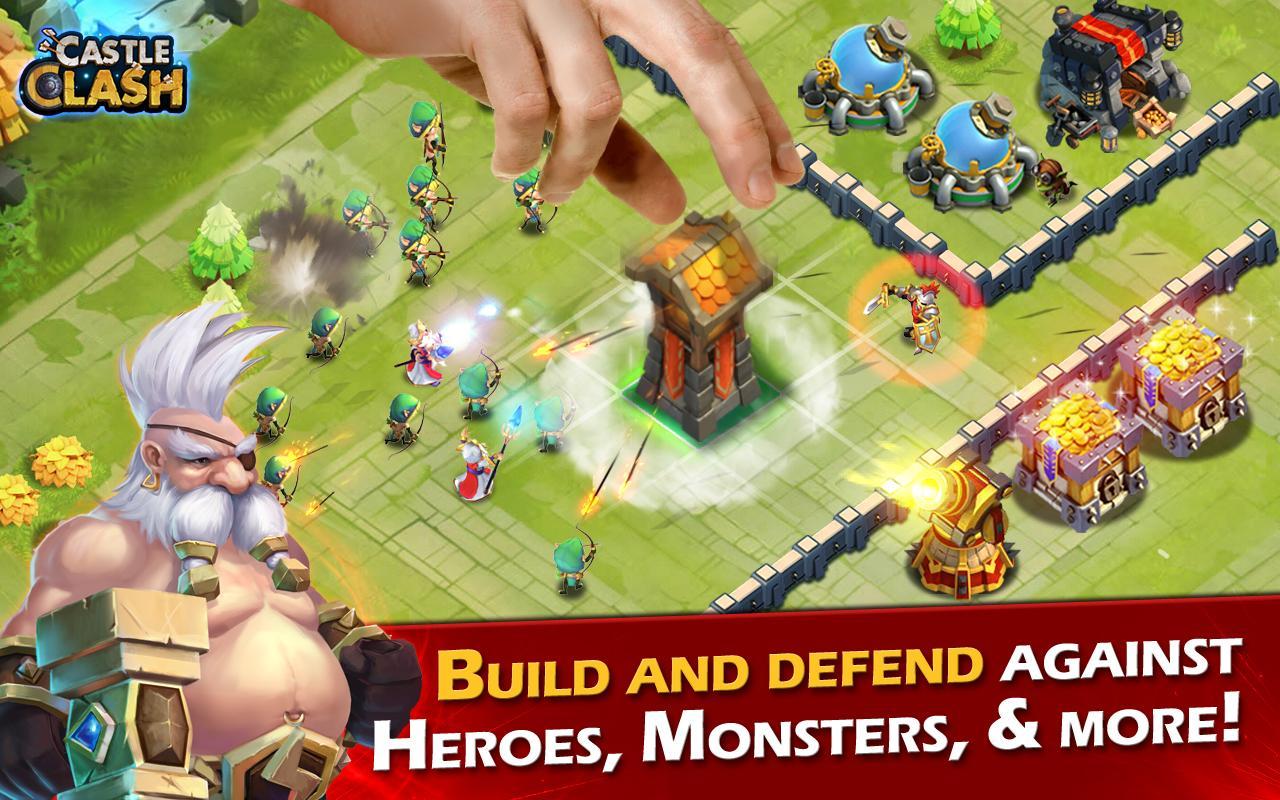 Castle Clash3