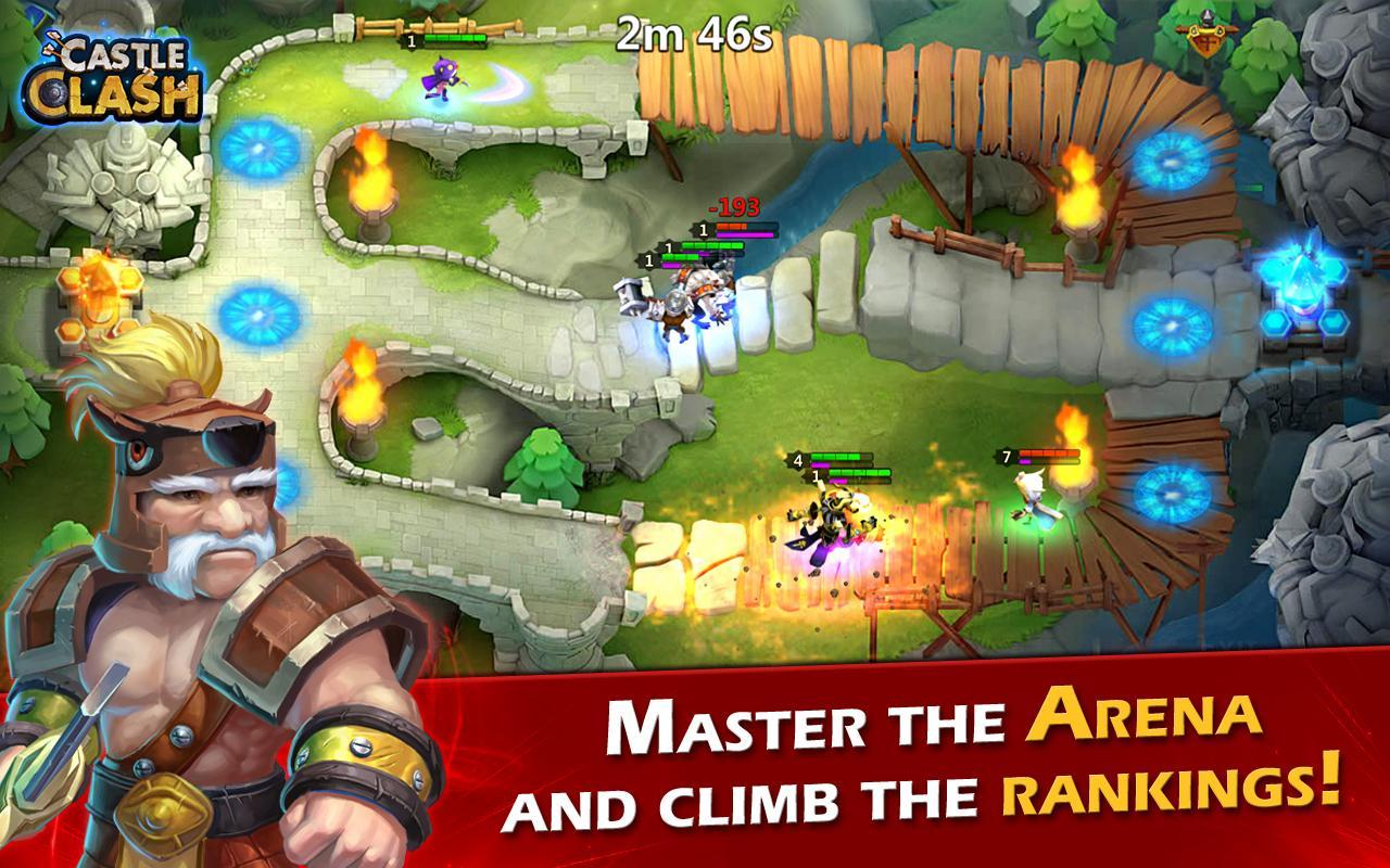 Castle Clash5