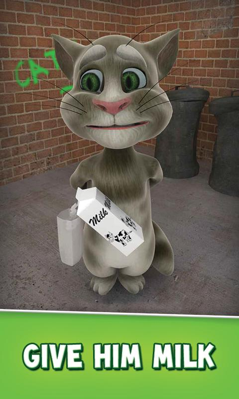 Talking Tom Cat3