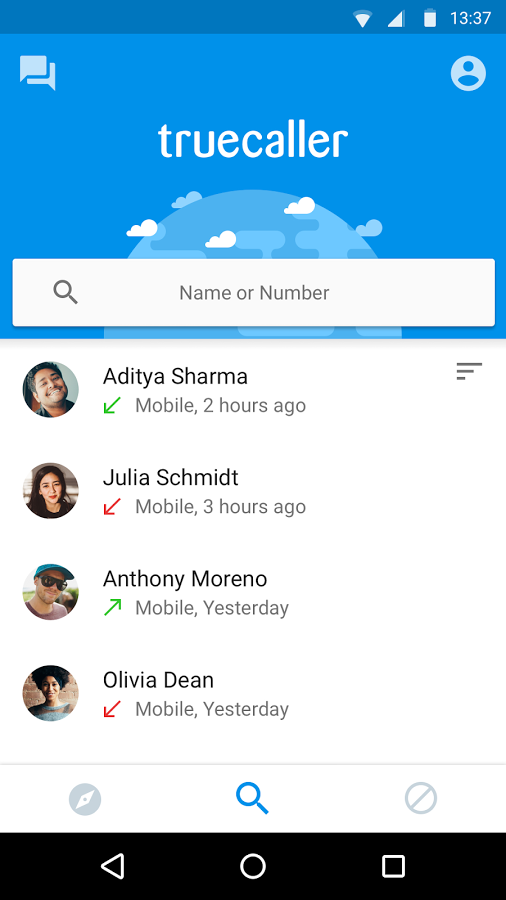 Truecaller1 - Find Apps