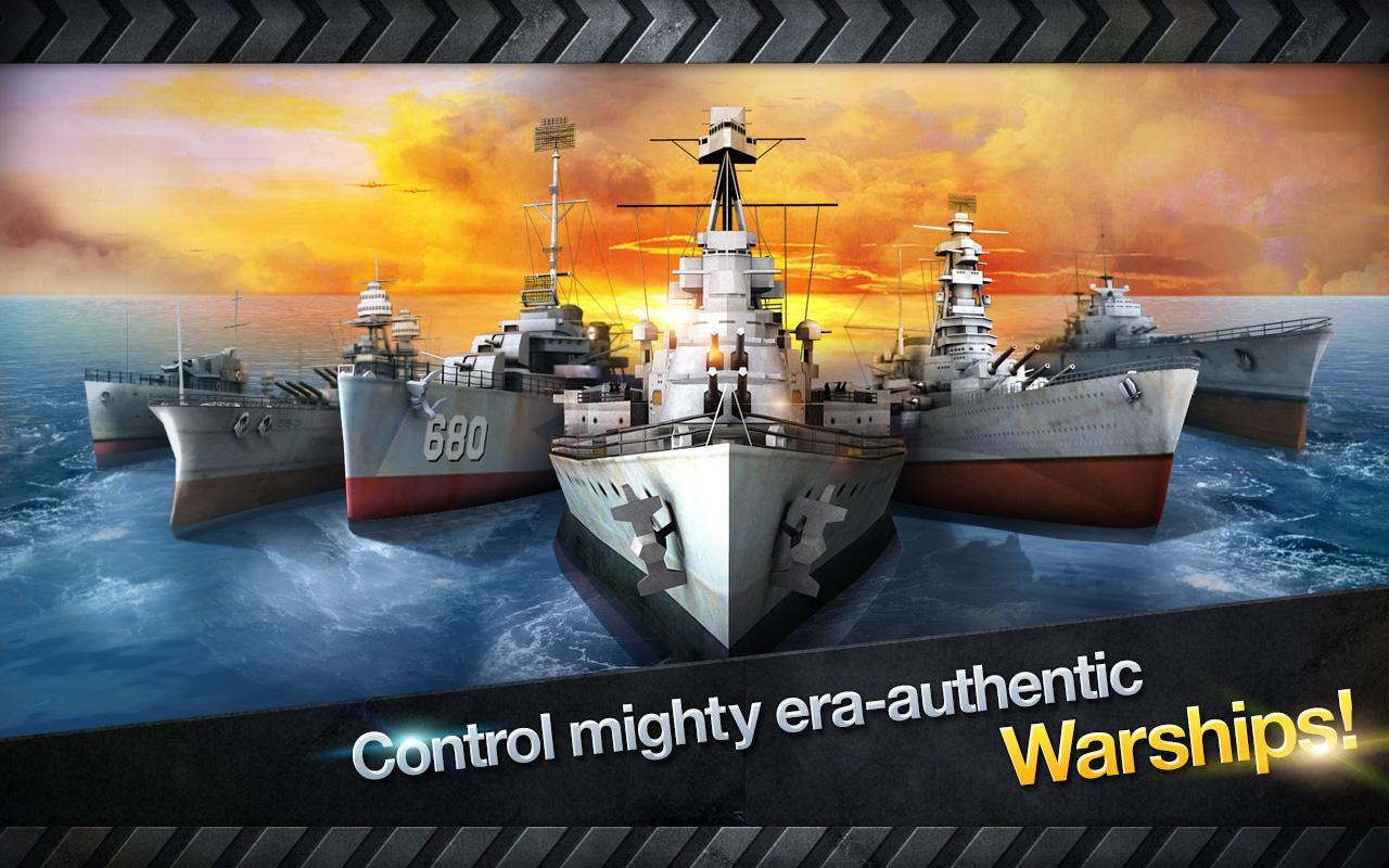 Warship Battle-2