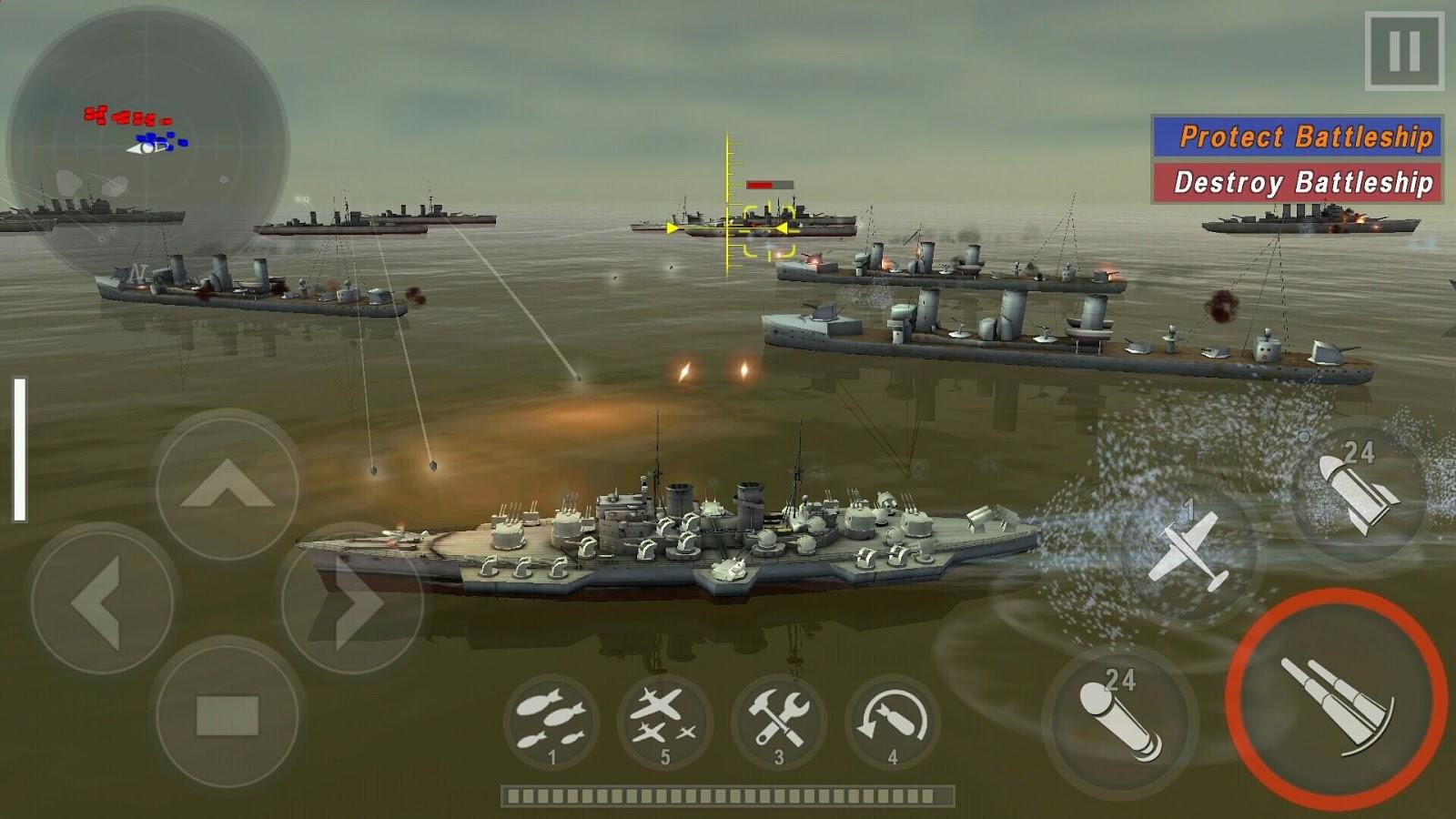 Warship Battle-6