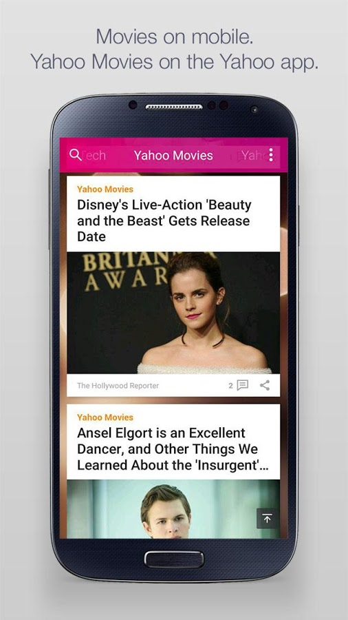 Yahoo! – News, Finance, Business, Sports & More2
