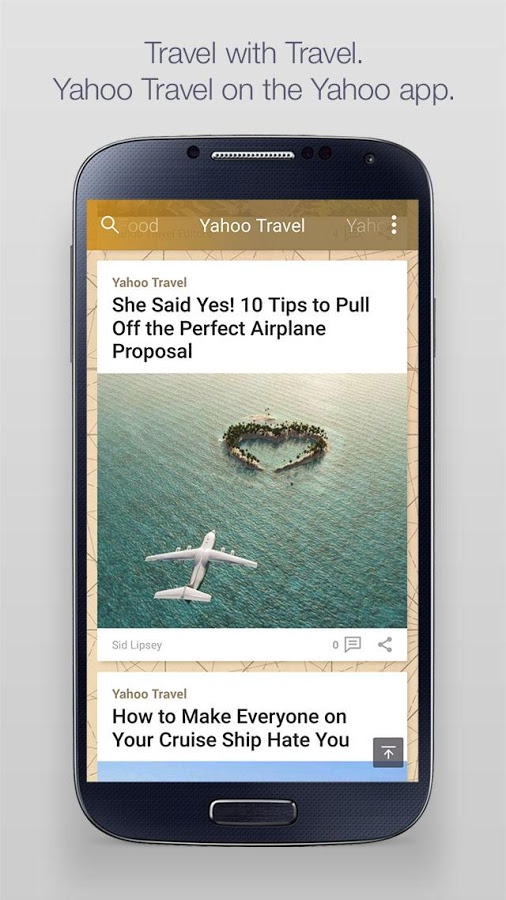 Yahoo! – News, Finance, Business, Sports & More5