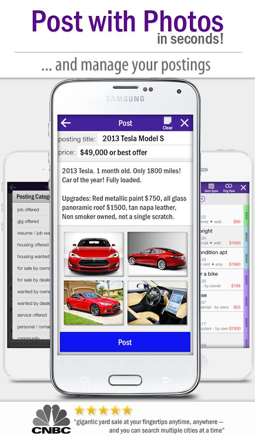 cPro Craigslist Mobile Client14 - Find Apps