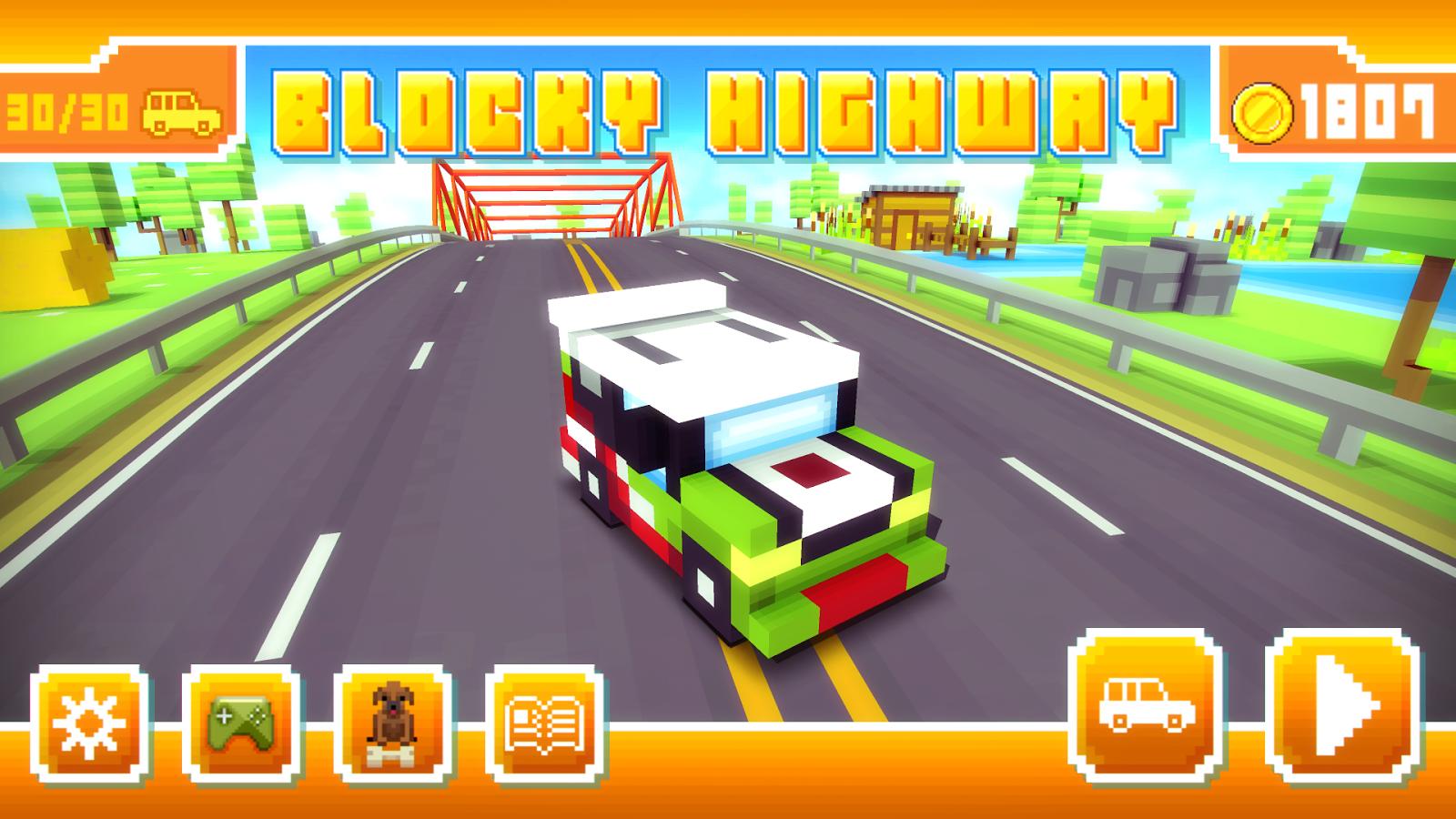 Blocky Highway1