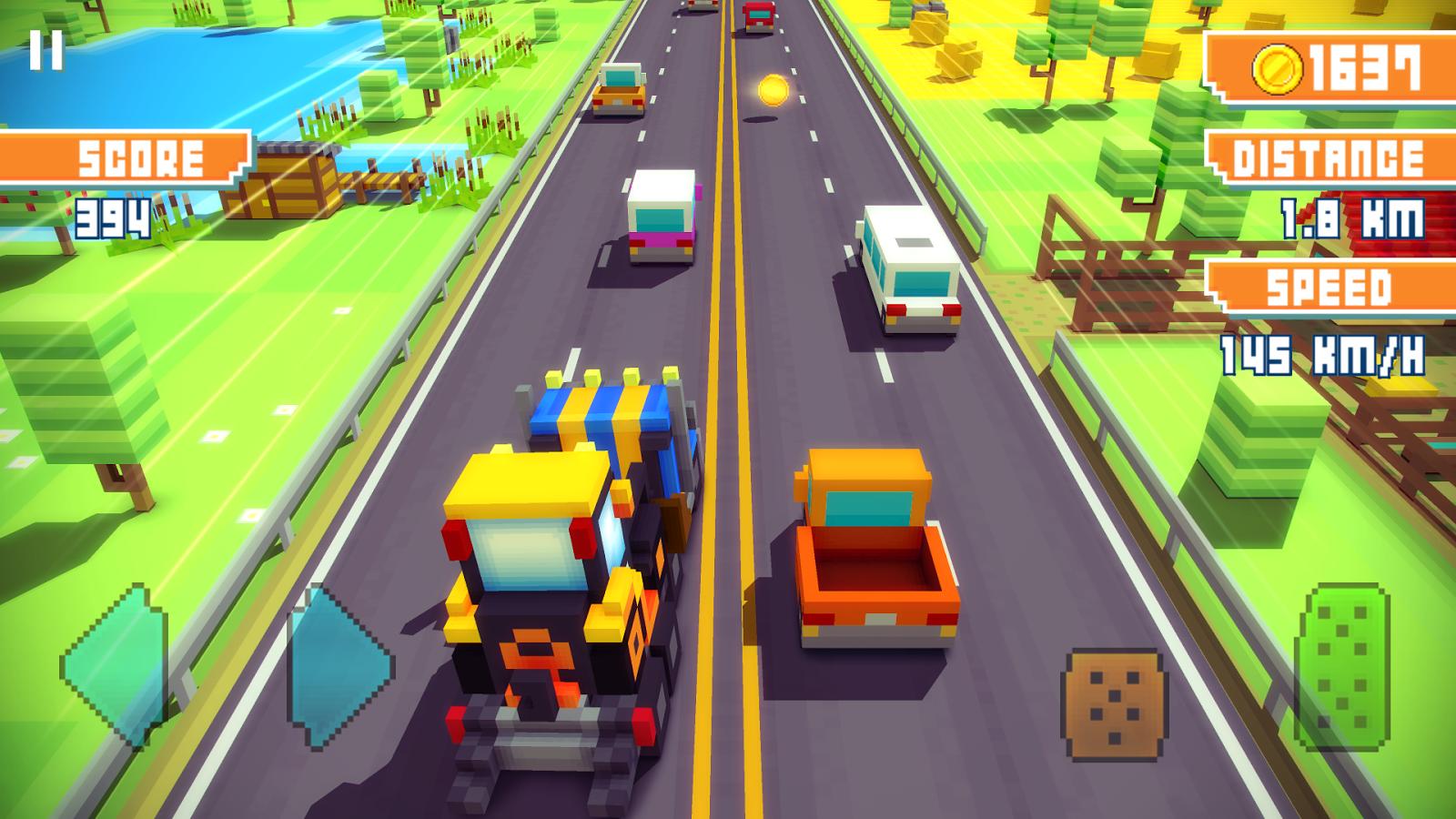 Blocky Highway4
