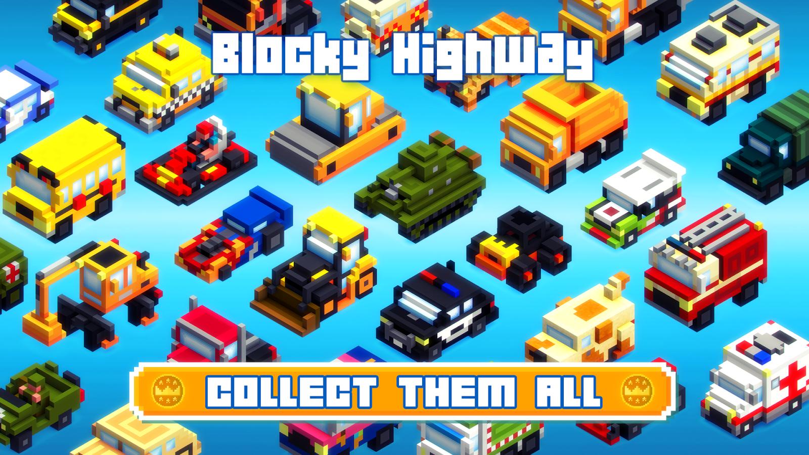 Blocky Highway5