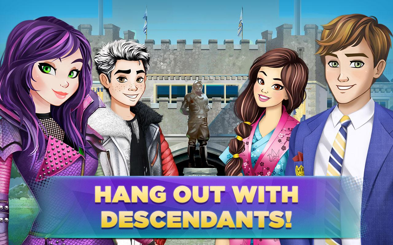 Disney Descendents1