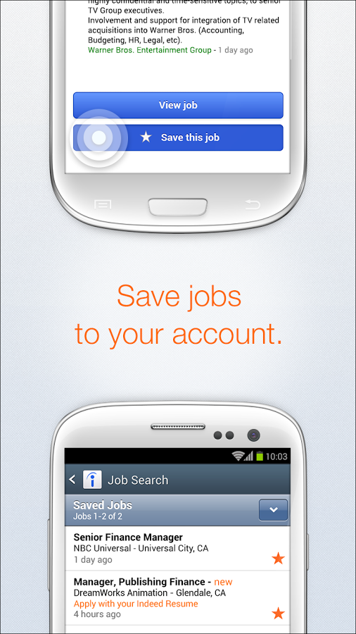 Indeed Job Search - Find Apps