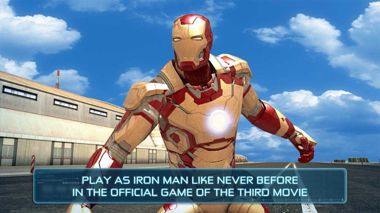 Iron Man 3 The Official Game1