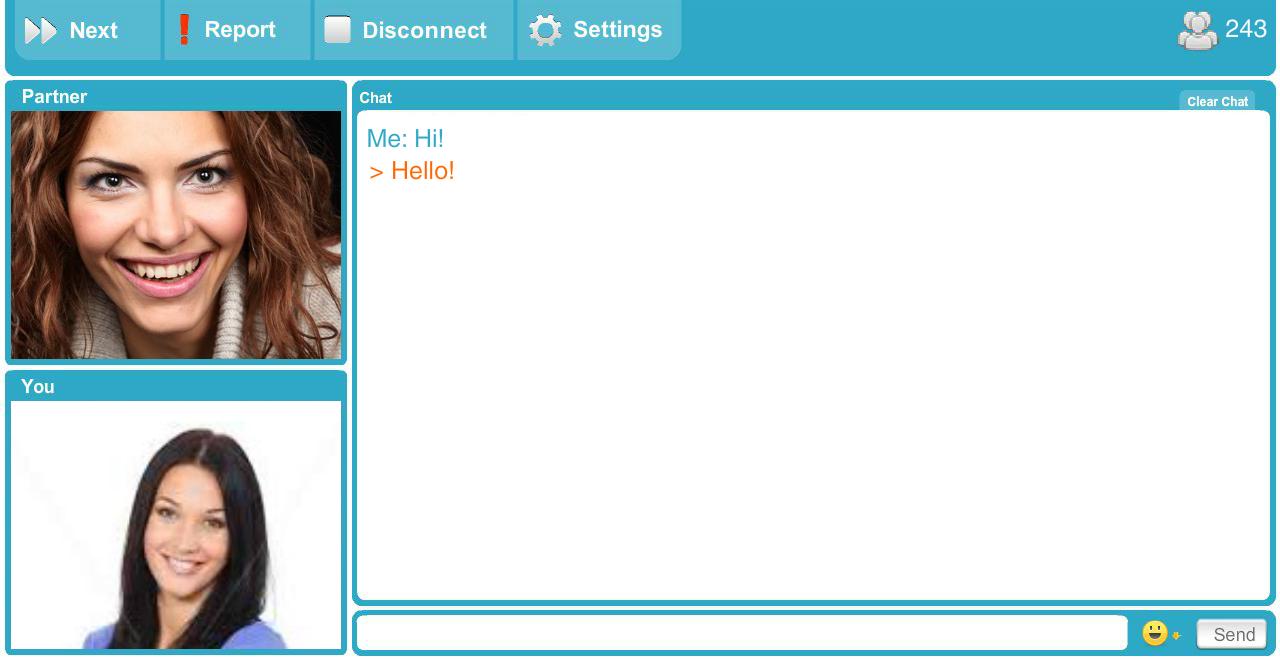 webcam online chat roulette