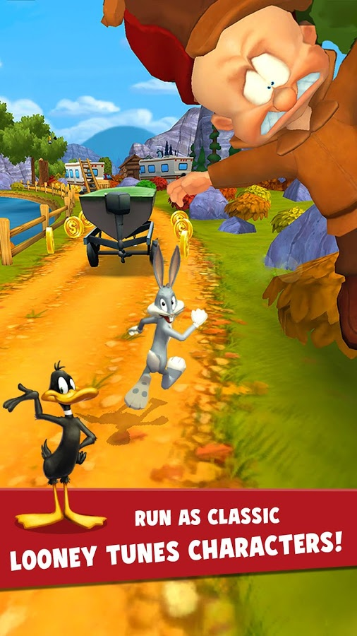 Looney Tunes Dash1