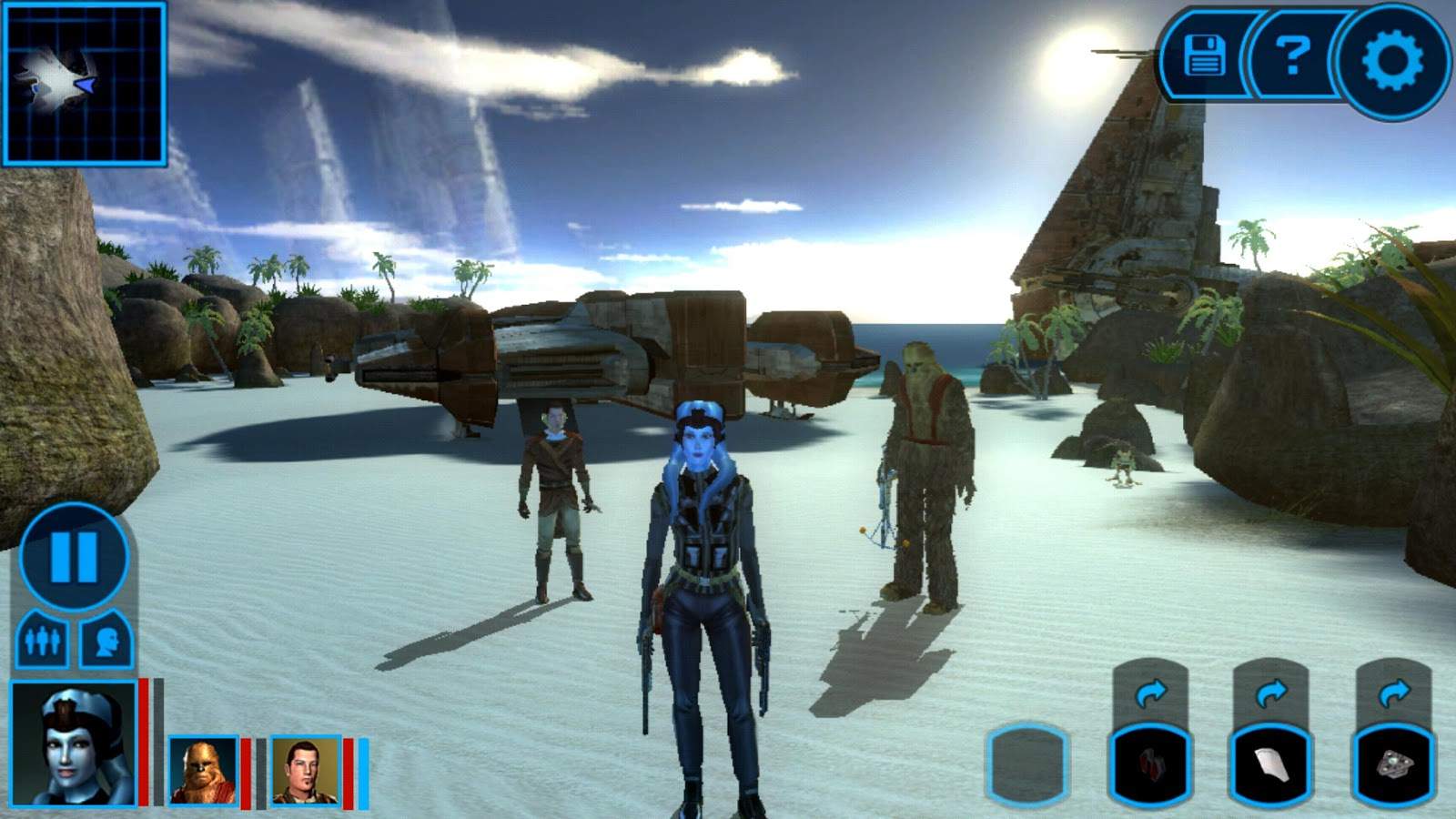 Star Wars Kotor2
