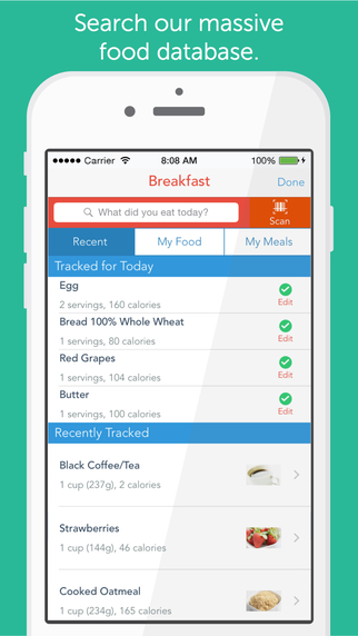 MyPlate Calories Tracker - Find Apps