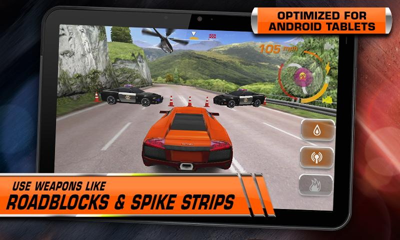Need for Speed Hot Pursuit4