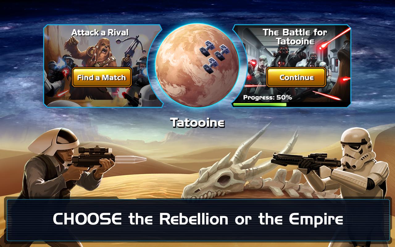 Star Wars-3 - Find Apps