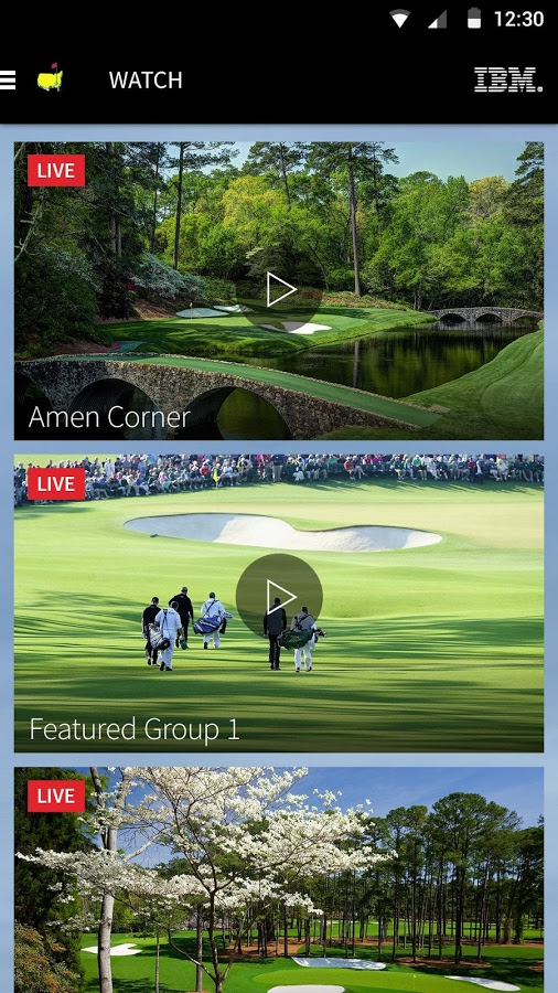 The Masters Tournament4