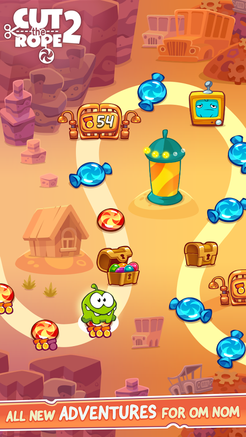 Cut the Rope 26