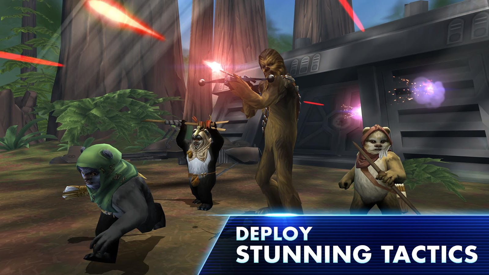 Star Wars Galaxy of Heroes20