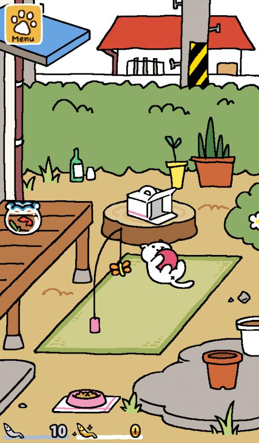 Neko Atsume Kitty Collector1