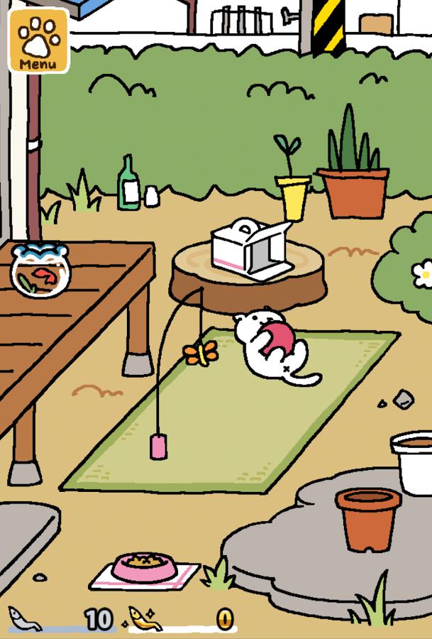 Neko Atsume Kitty Collector11