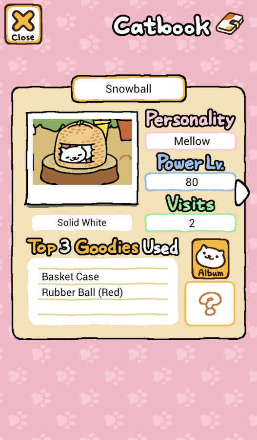 Neko Atsume Kitty Collector3