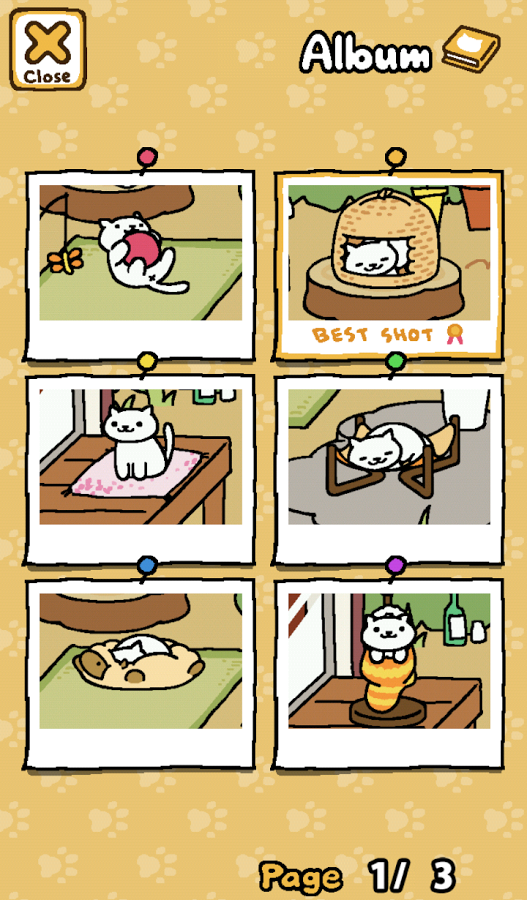 Neko Atsume Kitty Collector4