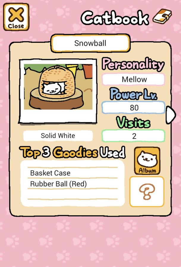 Neko Atsume Kitty Collector8
