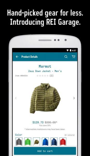 REI – Shop Outdoor Gear1