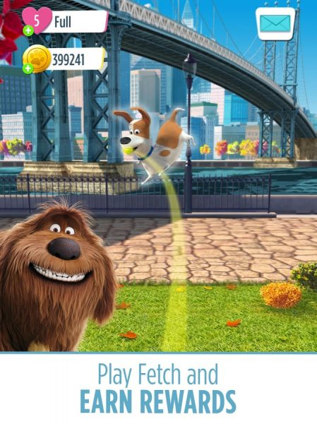 The Secret Life of Pets Unleashed21
